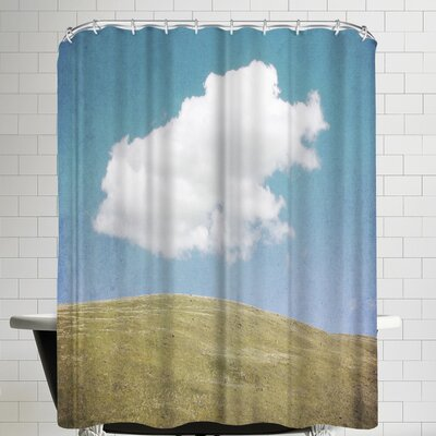 Annie Bailey Wandering Thoughts Shower Curtain