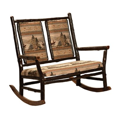 Queens Double Rocking Chair