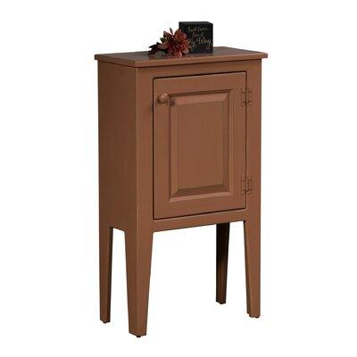 Gomer 1 Door Accent Cabinet