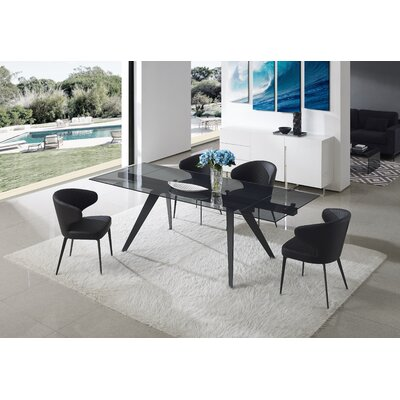 Shinkle Extendable Dining Table Set