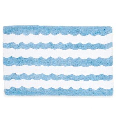 Cissell Scallop Bath Rug