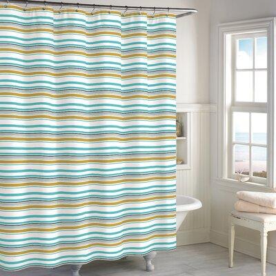 Cimino Stripe Cotton Shower Curtain
