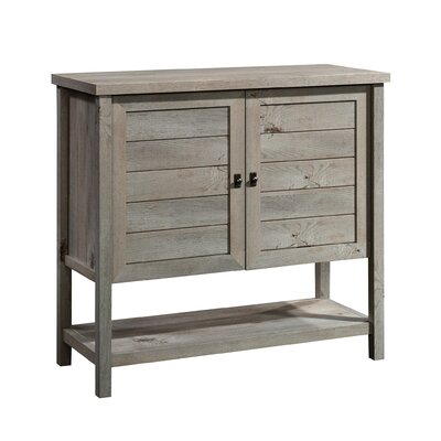 Myrasol Storage 2 Door Accent Cabinet Color: Mystic Oak
