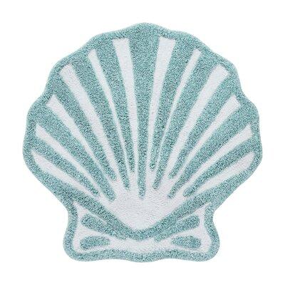 Jarosz Bath Rug Color: Aqua