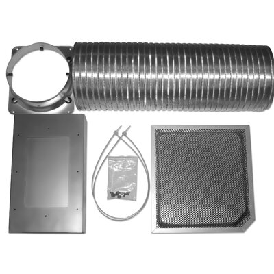 Recirculation Range Hood Non-Duct Kit