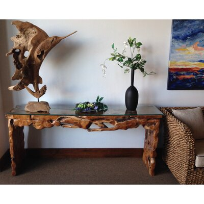 Parkwoods Root Console Table