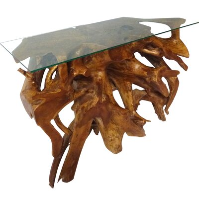 Parman Root Console Table