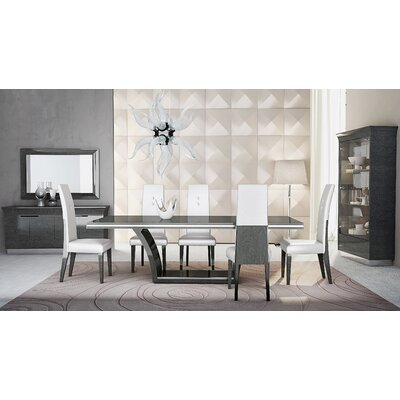 Sifuentes 10 Piece Extendable Dining Set