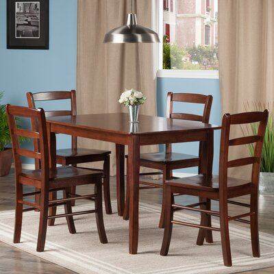Fetter 5 Piece Dining Set