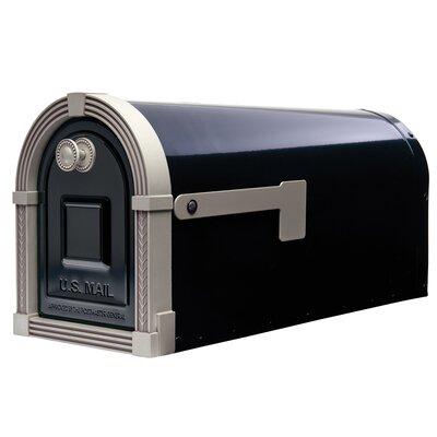 Brunswick Post Mounted Mailbox