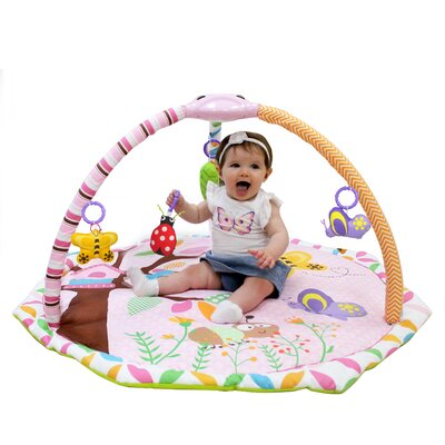 Butterfly Baby Gym Mat