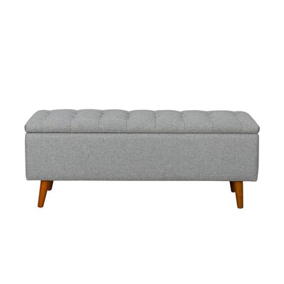 Dietz Upholstered Storage Bench