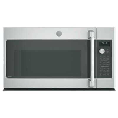 """30"""" 1.7 cu.ft. Over-The-Range Microwave Finish: Stainless Steel"""