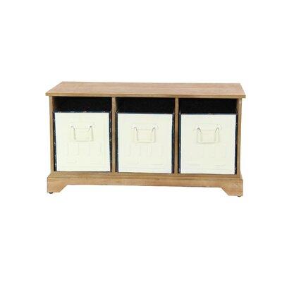 Osterley Wood Storage Bench