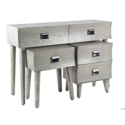 Palmore Modern Wood Accent Chest
