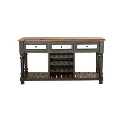 Finklea Traditional Console Table