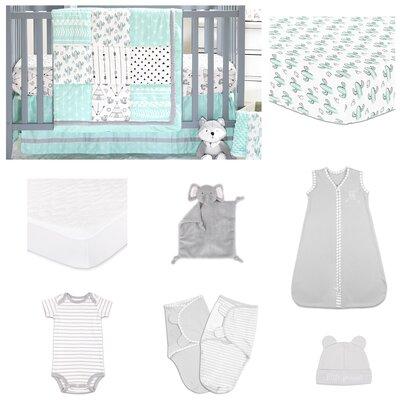 Dreams Essentials 11 Piece Crib Bedding Set