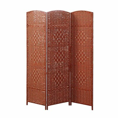 Farnham Panel Room Divider Number Of Panels: 3