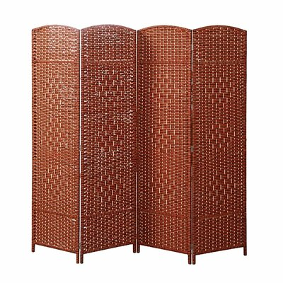 Farnham Panel Room Divider Number Of Panels: 4