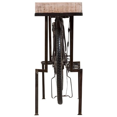 Durgin Bicycle Console Table