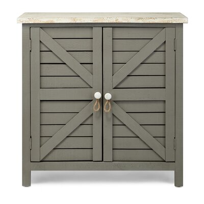 Miceli 2 Door Accent Cabinet