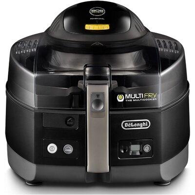 Multifry the Multicooker Oil-Less Fryer Color: Black/Chrome