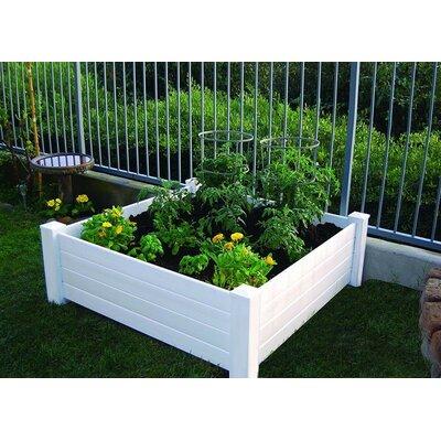 Classic 4 ft x 4 ft Raised Garden