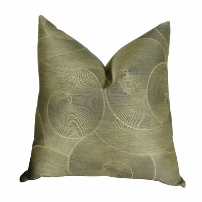 """Jorgenson Muted Pewter Stardust Luxury Pillow Size: 20"""" x 26"""", Fill Material: H-allrgnc Polyfill"""