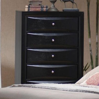 Mahn 5 Drawer Accent Cabinet