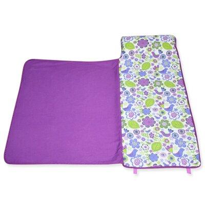 Take a nap 3 Piece Rest Mat Color: Lavender
