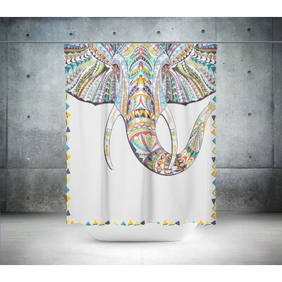 Audley Shower Curtain
