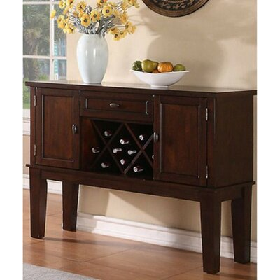 Lahey Contemporary 1 Drawer Accent Cabinet