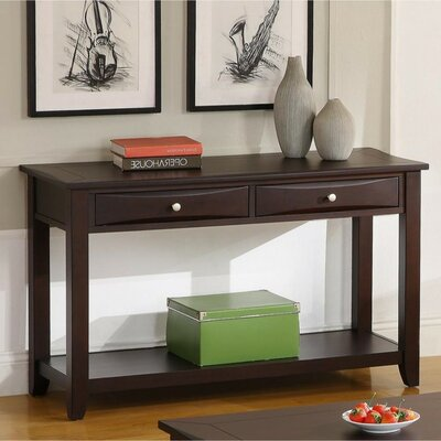Gardner Wooden Console Table