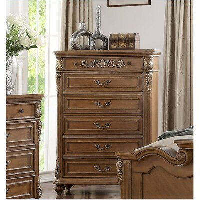 Wang Royal 6 Drawer Accent Chest