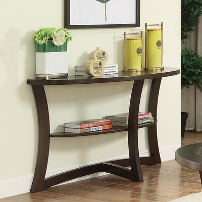 Gargano Glass Console Table