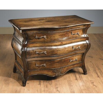 Bale 3 Drawer Accent Chest
