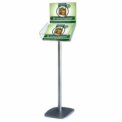 Free Standing Brochure Rack
