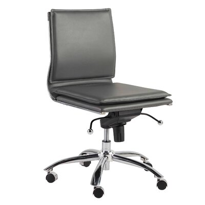 Tulsa Pro Office Chair Color: Gray
