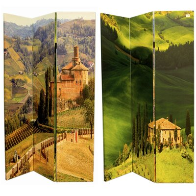 Charlie Countryside 3 Panel Room Divider