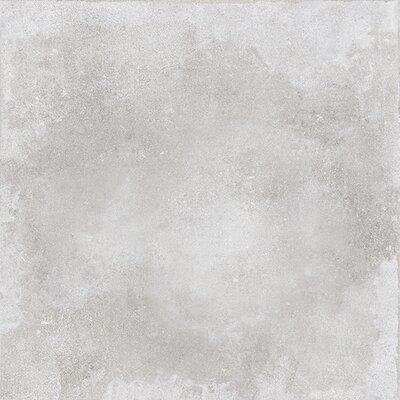 "Citywalk Glazed 20"" x 20"" Porcelain Field Tile in Gray"
