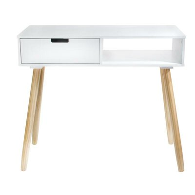 Crowther Left Drawer Console Table