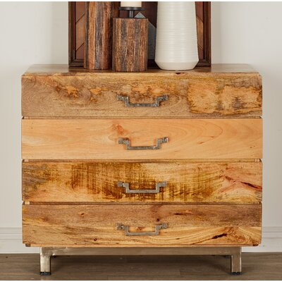 Bell Haven 4 Drawer Accent Chest
