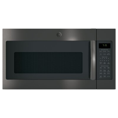 """30"""" 1.9 cu. ft. Over-the-Range Microwave Finish: Black Stainless"""
