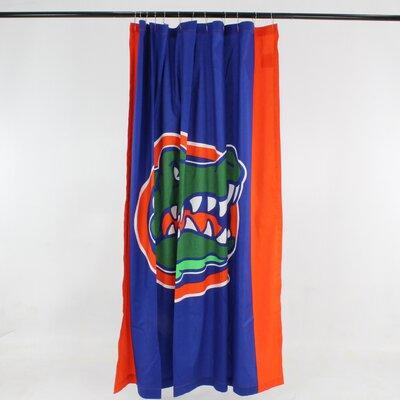 NCAA Cotton Shower Curtain NCAA: Florida Gators