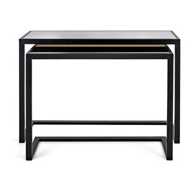 Gaillard 2 Piece Console Table Set