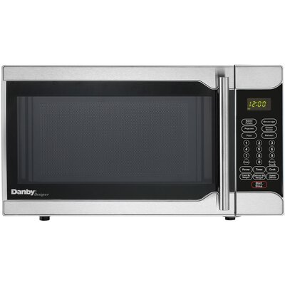 "Designer 18"" 0.7 cu.ft. Countertop Microwave"