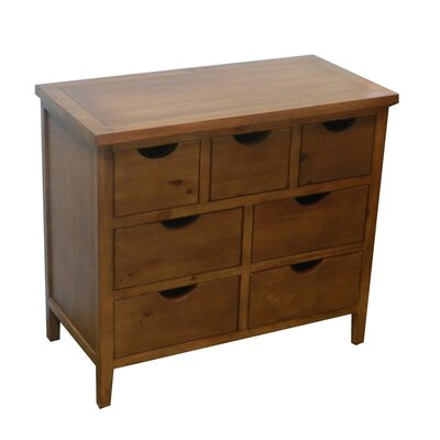 Thorton 7 Drawer Accent Chest