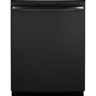 "24"" 42 dBA Built-in Dishwasher with Hidden Controls Finish: Black Slate"