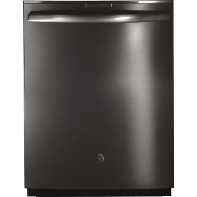 "24"" 42 dBA Built-in Dishwasher with Hidden Controls Finish: Black Stainless"