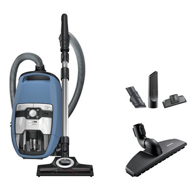 Blizzard CX1 Turbo Team Bagless Canister Vacuum